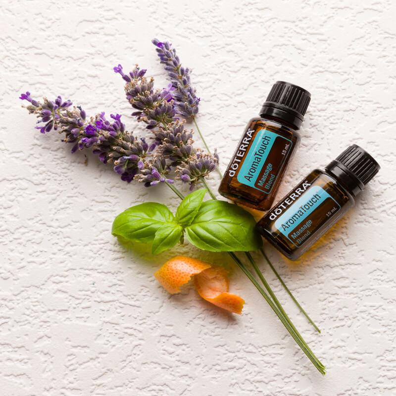 Doterra Aromatouch | Yoga For All