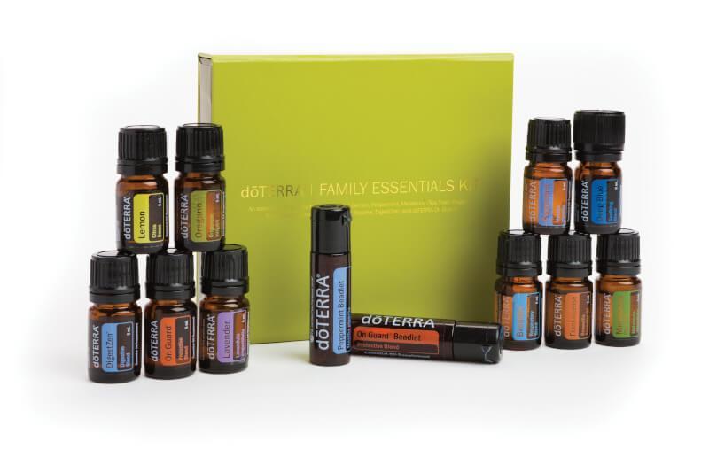 DoTerra Essential Oils | Yoga For All